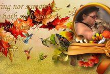 Autumn  of Larozza and mi  Irja