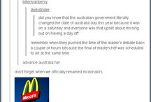 I'm proud to be Aussie (most of the time lol)