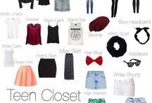 Fashion / Summer, Autumn, Winter☃, Spring