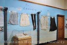 Dora's Laundry / 2013 temporary exhibit at the Montana Historical Society / by Montana Historical Society