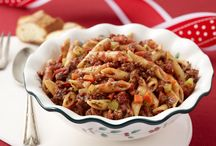Possible Christmas Eve Recipes