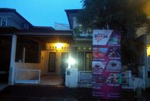 Rumah Murah Daerah Gedangan Sidoarjo di Perumahan Puri Surya Jaya