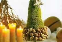 kerstboomjes