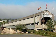 Heartland covered bridge