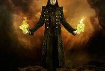 Victorian gothic rock Voltaire