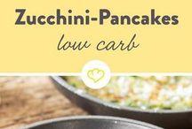 Zuchinni Pancakes