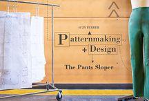 Look 5 / Tank with sheer panel hem + cargo shorts(using pants sloper)