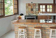 ideas de cocinas pequeñas