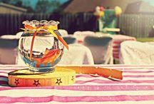 Carnival/Circus Birthday / by Ashley Santana