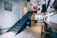 VD arq - Chicano Taqueria / Projeto do restaurante mexicano Chicano Taqueria, localizado na Rua Augusta, em São Paulo. O projeto seguiu a identidade da marca, focada na região na cultura da região da baixa Califórnia.