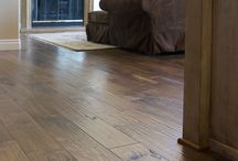 "Bradley Additions by Maxwell Hardwood Flooring / 3/4""  Solid Unfinished Plank Flooring"