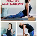 Yoga bakåtböj