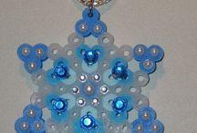 perler bead holiday / by Brenda Burrichter