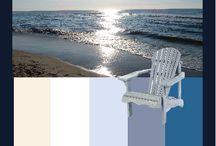 kleurenpaletten van ongeWoonadvies / Door TH ongeWoonadvies gemaakte foto's inspireren tot kleurenpaletten. Hoe pas je dit toe in het interieur?