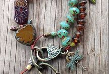 Boho Jewelry / ~jewelry that is more earthy than blingy~