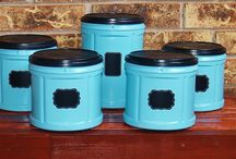 Re-purpose containers