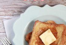 Breakfast Ideas / Early Bird Eats