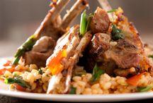 أطباق عربية