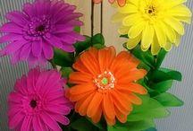 Stocking flower