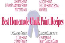 chalkboard paint recipes