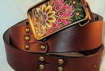 cinturones dama