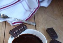 glassa a cioccolato