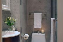 Bathroom ideas / by Jeannine Wayman