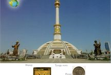 Asia - Turkmenistan