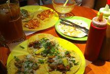 Tacos at Tacos Chapultepec