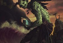 Darkocelotl and SaberTron