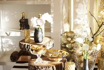 Party Planning: Black & Gold / by Jen Holliday