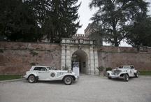 Just Married 2012 - 4 matrimoni per 4 stili diversi / di Castello Bevilacqua