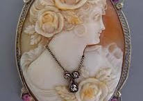 Beads and Baubles / I have always loved jewelry -- gold, silver, gemstones, costume, retro, etc. -- you name it, I love it! / by Deborah La Valla