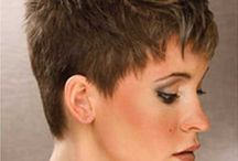 Pixie hair cut @ Salon Ambiance 714-846-5900