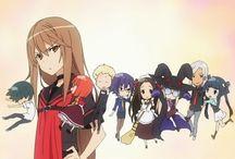 Okami-San and her Seven Companions / by Jenna Lloyd