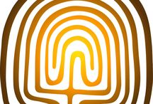 Logo / Shematrix logo is the Labyrinth. Unlike the maze, a puzzle that is designed to confuse and hinder progress, there is one clear pathway to the centre of a labyrinth, and a clear pathway out. It is impossible to get lost.