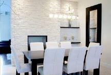 ιδέες συνθεση σαλόνι τραπεζαρία φωτιστικα