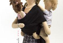 boneca de tecido