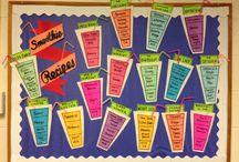 Bulletin Board 1 / by Elizabeth Gier