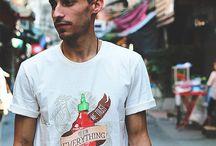 Men's Fashion Inspiration / Global Street Style & Fashion Inspiration For Men. Images are from www.BrownBoy.us 100% Organic + Fair Trade Apparel Brand for Men.