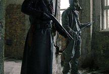LARP OLTRE: Corpi di Sicurezza - Cittadini