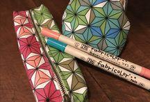 布ぬりえ / fabric color