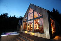 Rent a house for Christmas 2013 / Forget about hosting at home - gather together your loved ones and rent yourselves a holiday house for Christmas.
