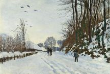 ART / Claude Monet@ Auguste Renoir