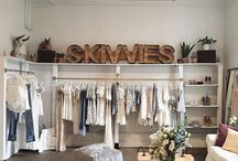 fashion boutique interior