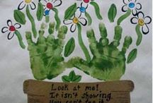 Foot, Hand and Thumb Prints