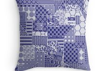PatchWork/ Quilting / Beautiful Cushions Range of Patchwork Cushions