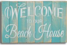 Beachy Decor shop items