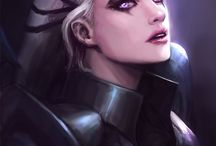 League of legends( mostly Diana)