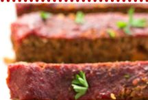 Recipes- Main dishes